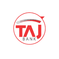Taj Bank logo